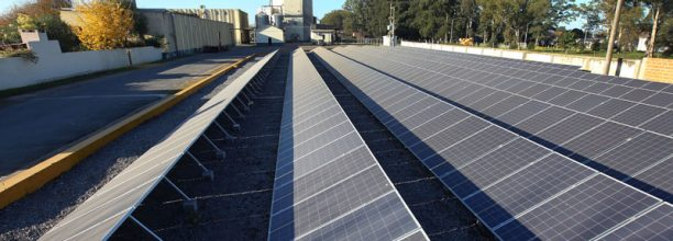 A photovoltaic park for Alberti