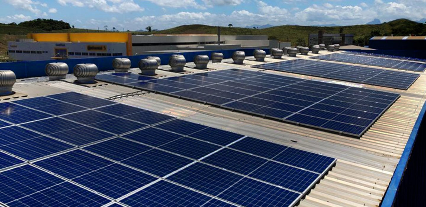 Naval industry venture in Macaé will be 94% supplied with solar power