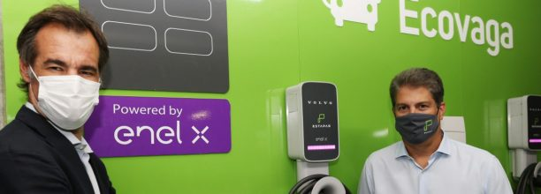 Brazil will have another 250 electric vehicle charging points, through partnership between Enel X, Estapar and Volvo