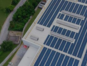 Ambev's Beer Innovation Centre in Rio de Janeiro will be powered by 100% solar energy
