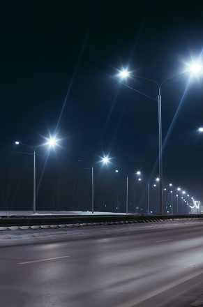 Smart public lighting