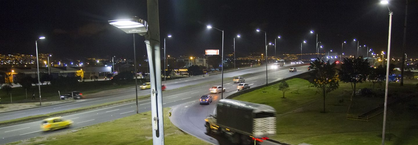 Expansion of the public lighting system
