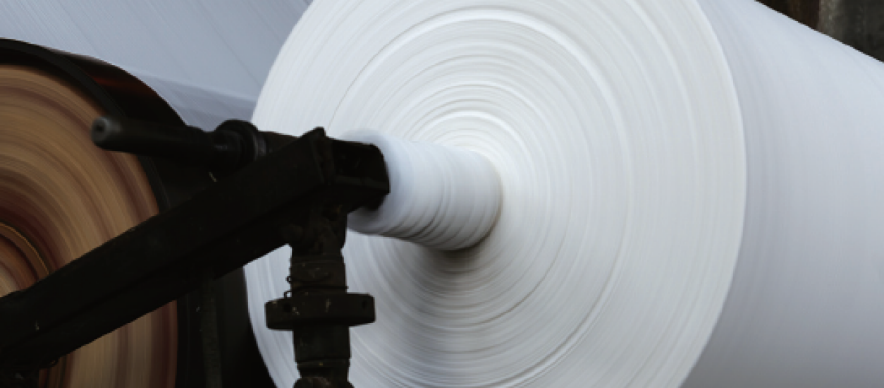 Specialty paper manufacturer leads the way with Demand Response