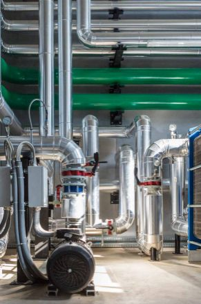 Cogeneration and trigeneration