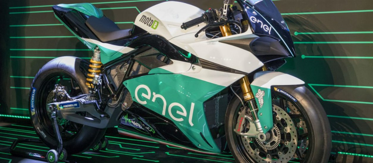 Enel X at the technology Grand Prix
