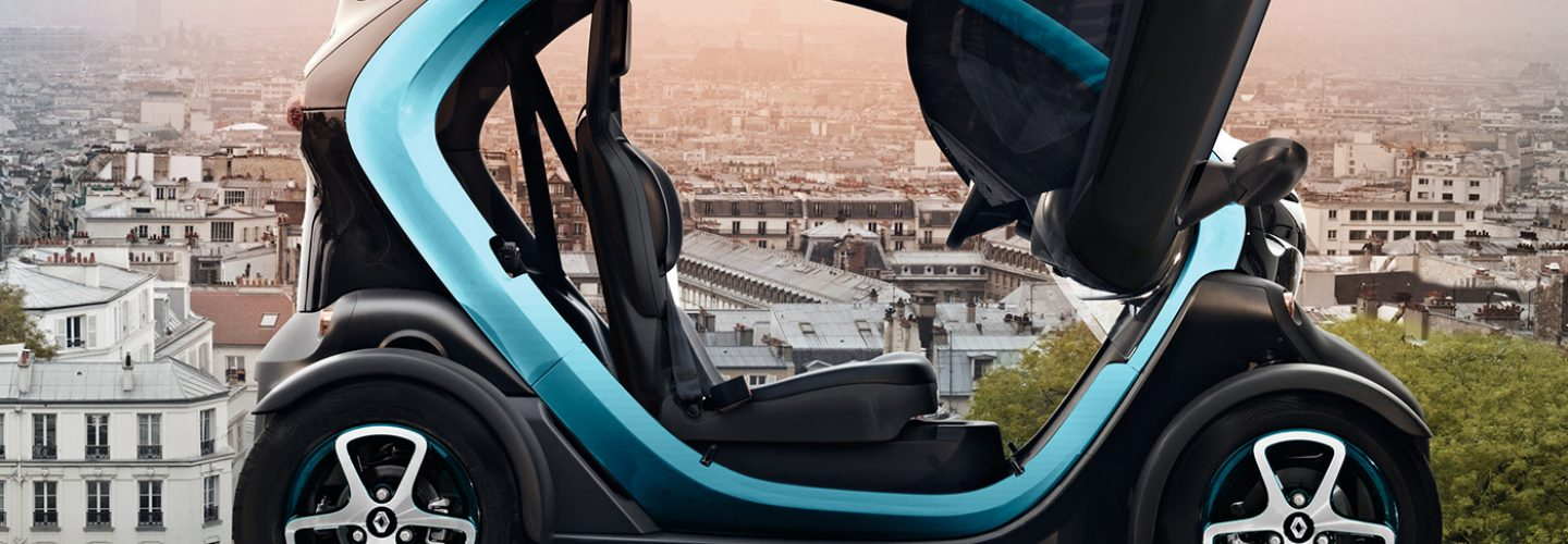 Renault Twizy Rental Solutions Enel X