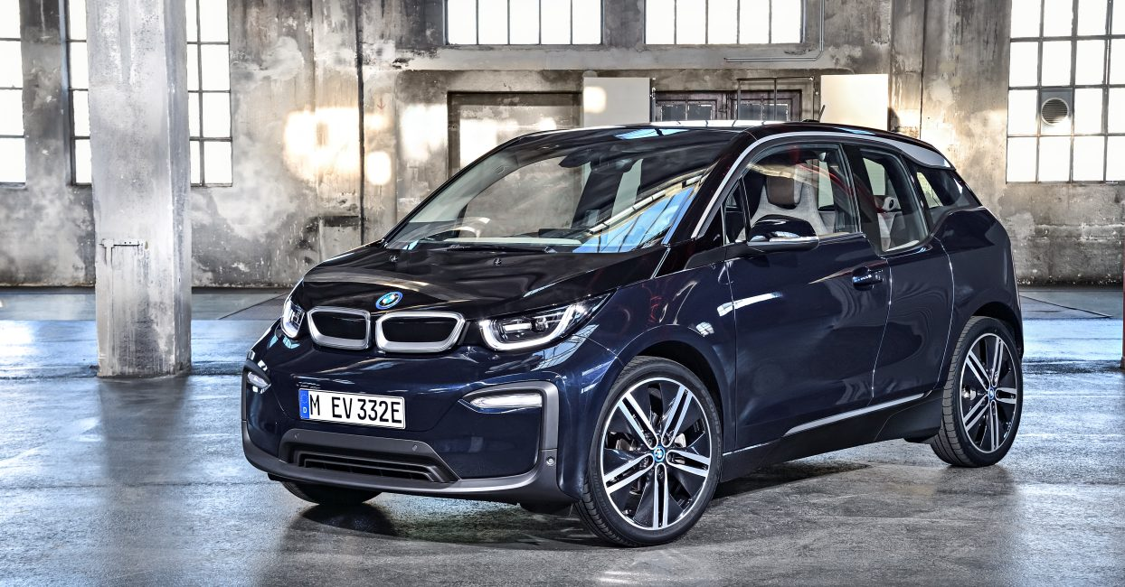 Rental Bmw I3 Enel X
