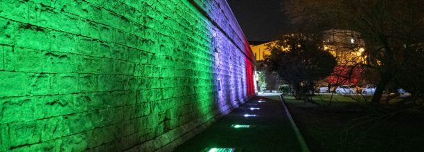 New architectural lighting for Bari's old town