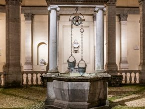 New light for Palazzo Borromeo