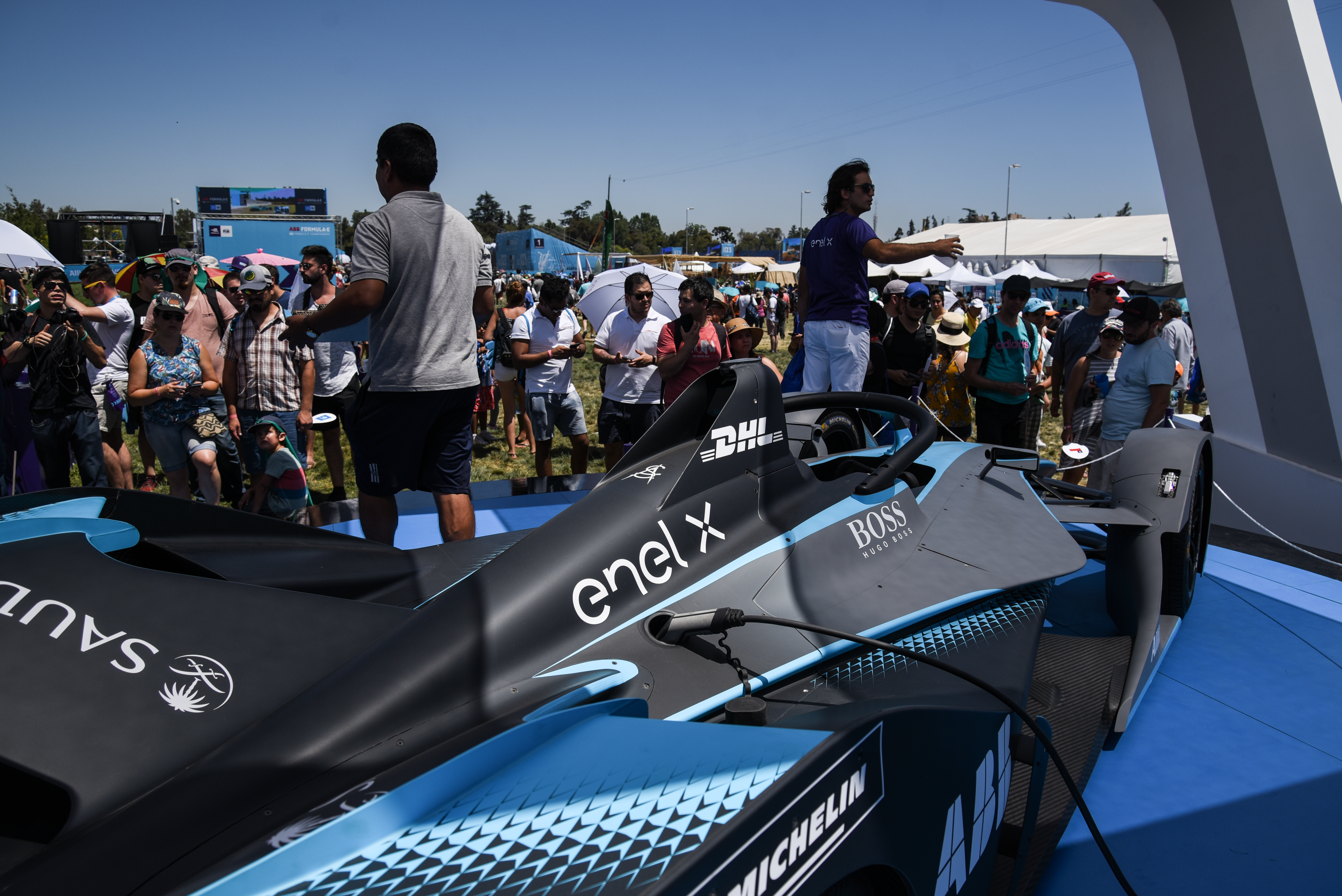Formula E Returns To Chile This Time No Pit Stop Needed