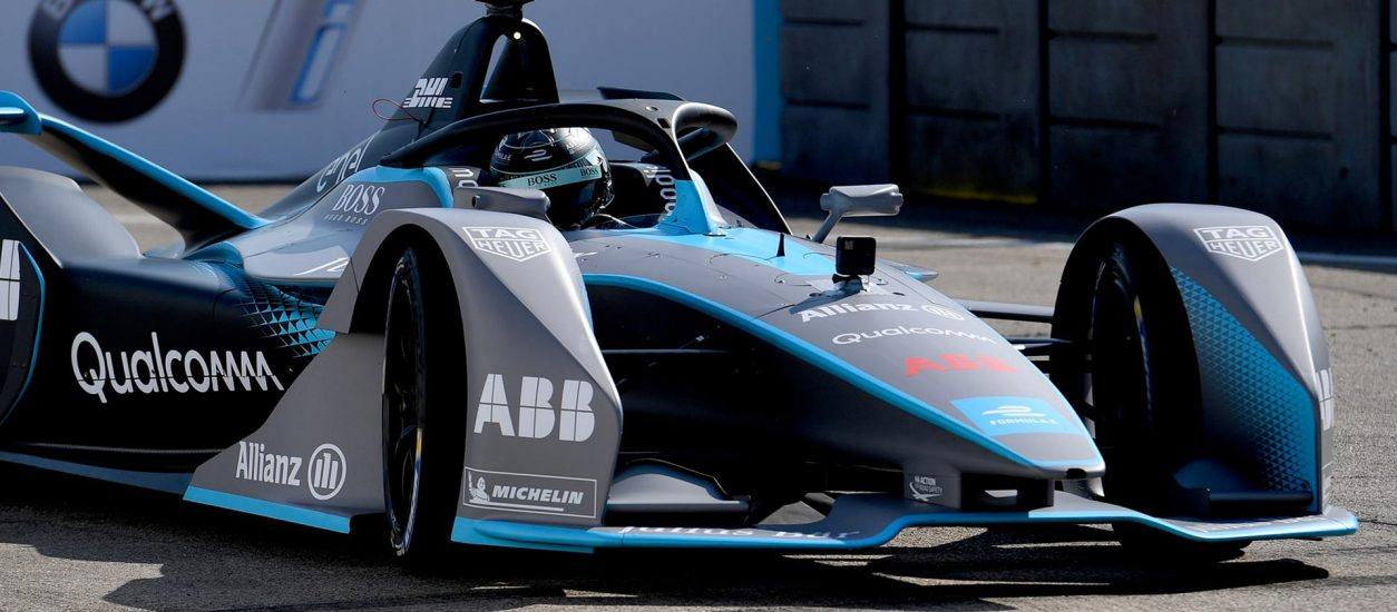 City Analytics takes to the track during the Rome E-Prix