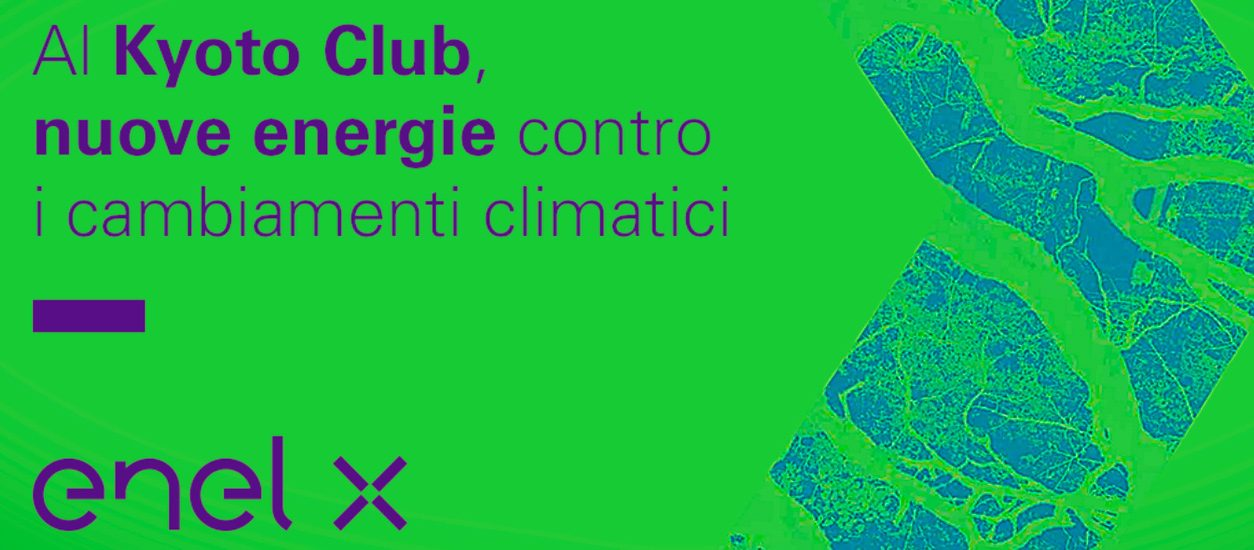 Climate change and air quality: Enel X at the Annual Kyoto Club Conference