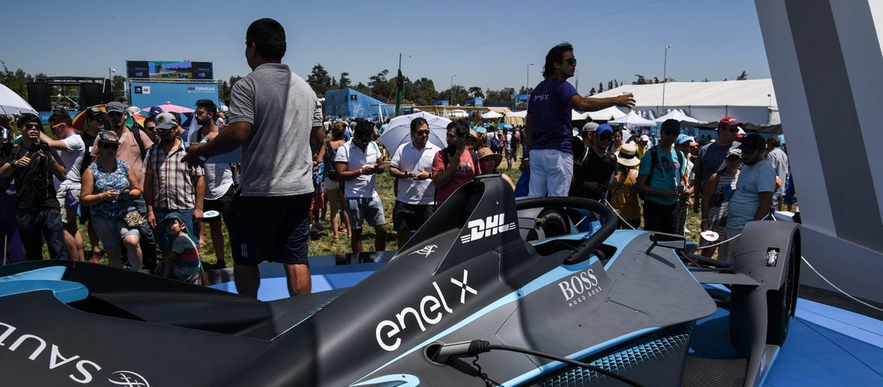 Formula E returns to Chile, this time no pit-stop needed