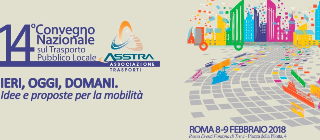 Enel X at the 14th ASSTRA National Conference on Local Public Transport
