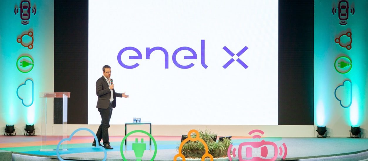 Enel X's electric mobility hits the bullseye at the Sao Paolo International Motor Show