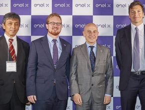 The energy of Enel X debuts in Japan