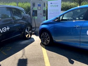 The EVA+ Project: from Italy to Austria with no emissions thanks to the new fast charging stations