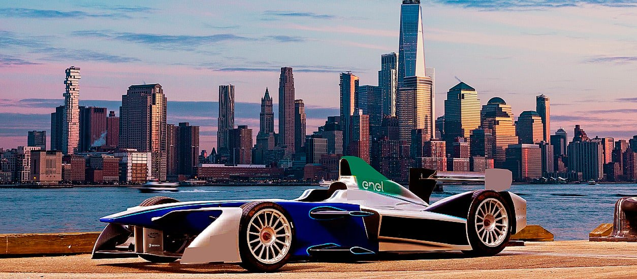 Formula E: Enel X energises the city that never sleeps