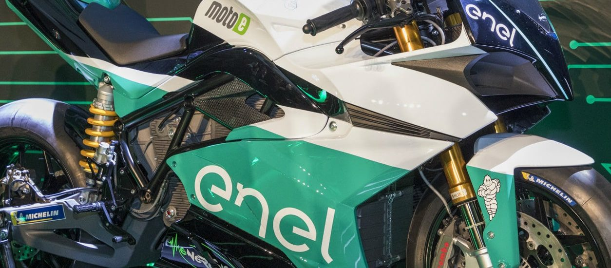 MotoGP: the championship becomes electric thanks to Enel