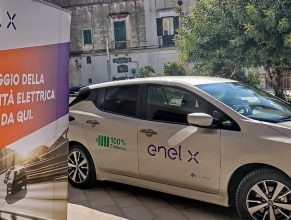 "Italy's ""Borghi Autentici"" move towards zero emissions with the installation of Enel X charging stations"
