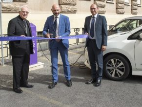Vatican City opens its doors to Sustainable Mobility with Enel X's charging infrastructure
