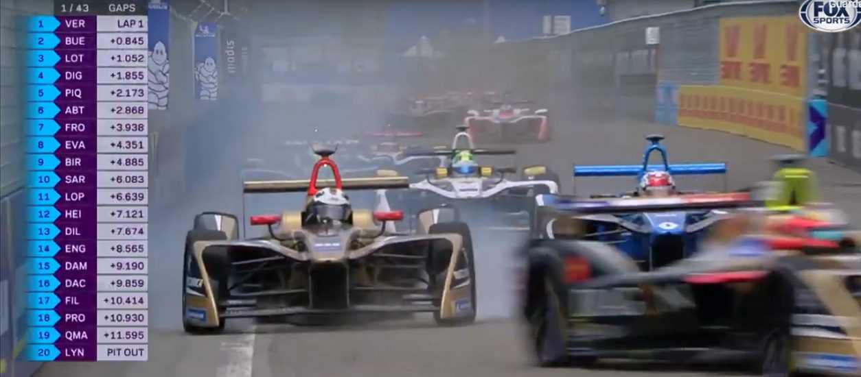 Zero emissions for a great success: Formula E triumphs in New York with the energy of Enel X