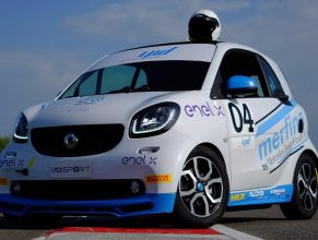 Smart EQ fortwo e-cup: Enel X powers the first all-electric single-make championship