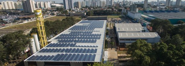 Melicity and Brazil's largest private solar plant