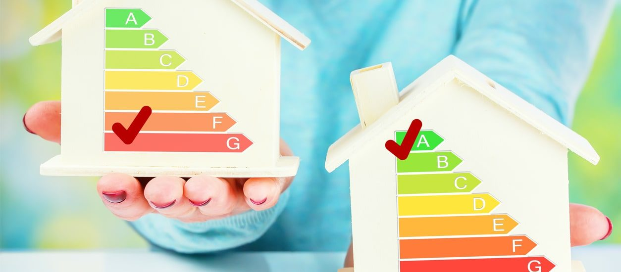 Improving your home's energy rating