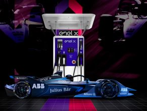 Formula E, supercharged by Enel X