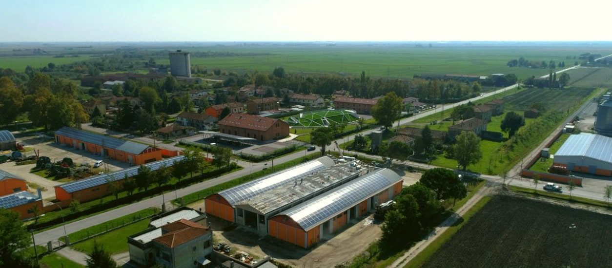 Bonifiche Ferraresi: il primo smart district agricolo d'Europa