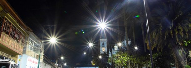 Colombia gets sustainable public lighting with Enel X