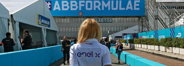 Formula E: Enel X on the track in Rome