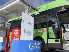 Natural gas-powered vehicles: a network of filling stations is launched