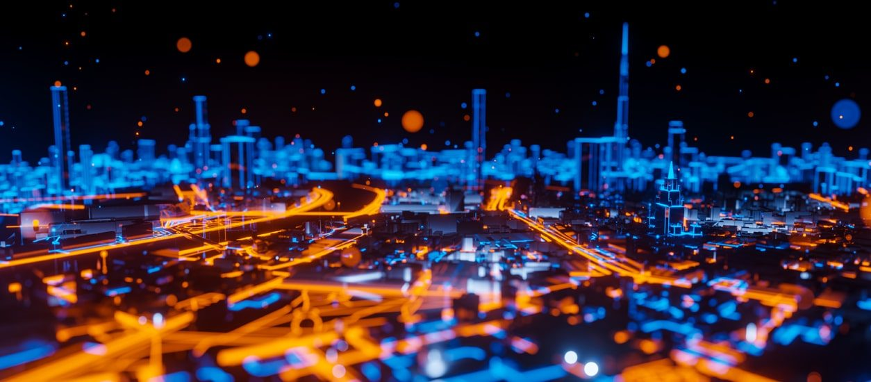 The digital city and the art of light