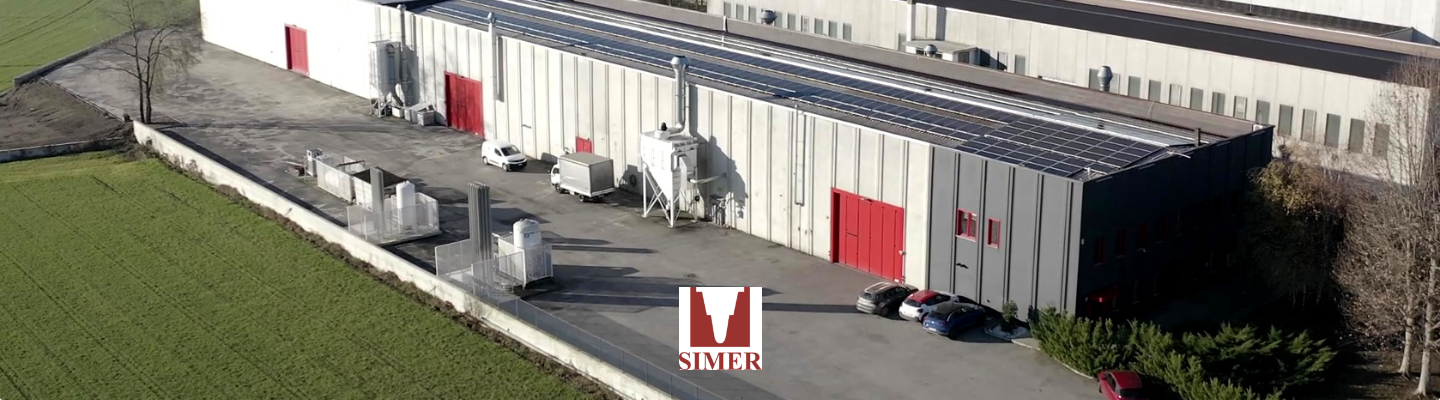 Simer's innovation – more sustainable than ever