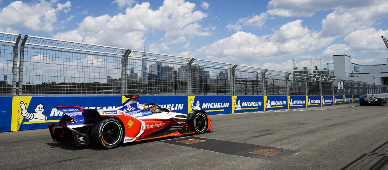 Formula E and e-mobility business North America - Enel X